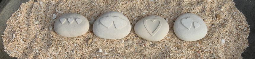 Hart- en sterren steen