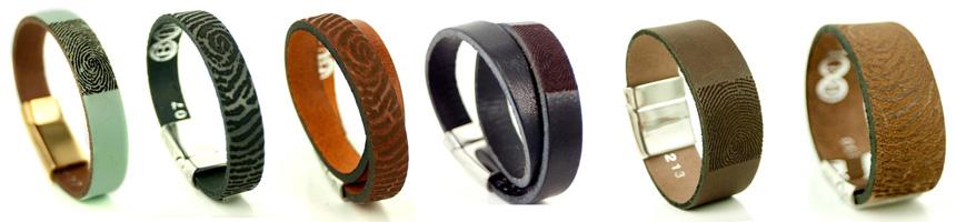 Afdruk armbanden