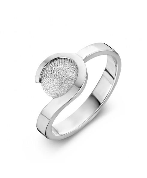 Ring Allure vingerafdruk