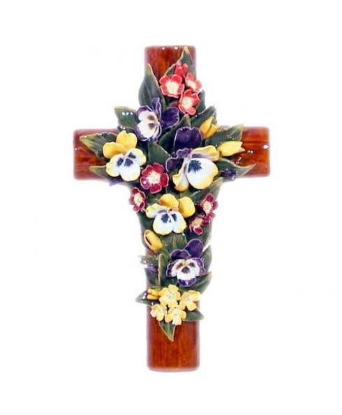 Kruis bloemen