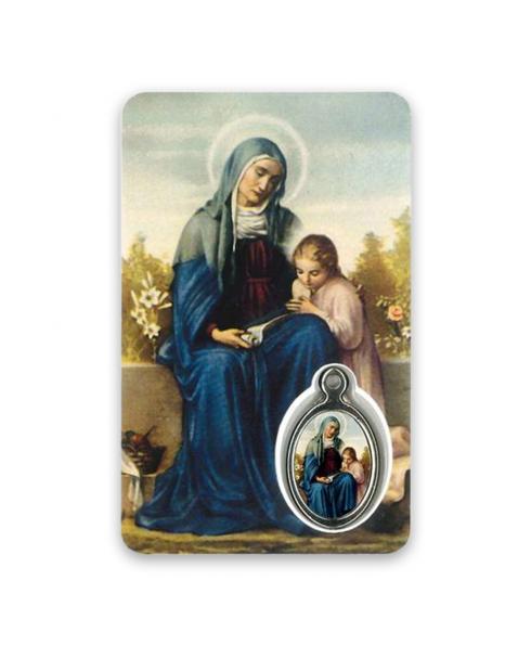 Gebedskaartje Heilige Anna