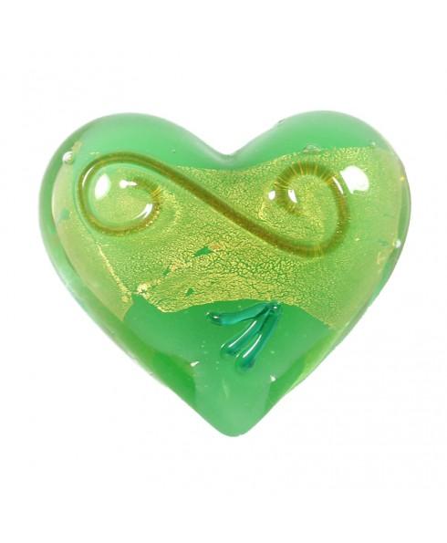 Barok hart groen