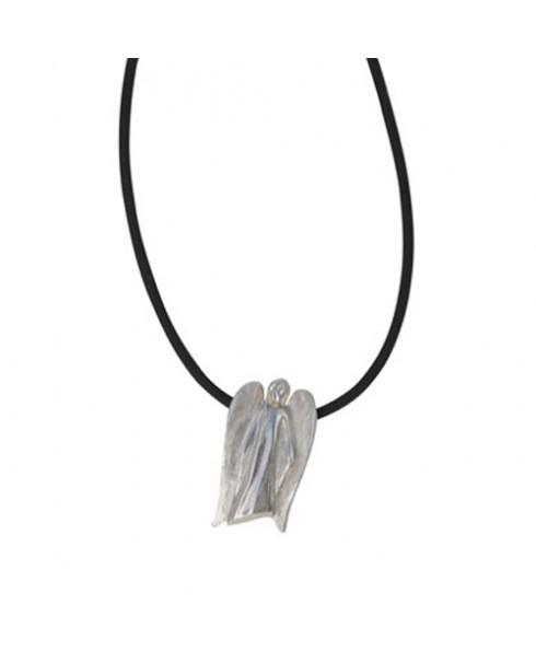 Engel hanger zilver