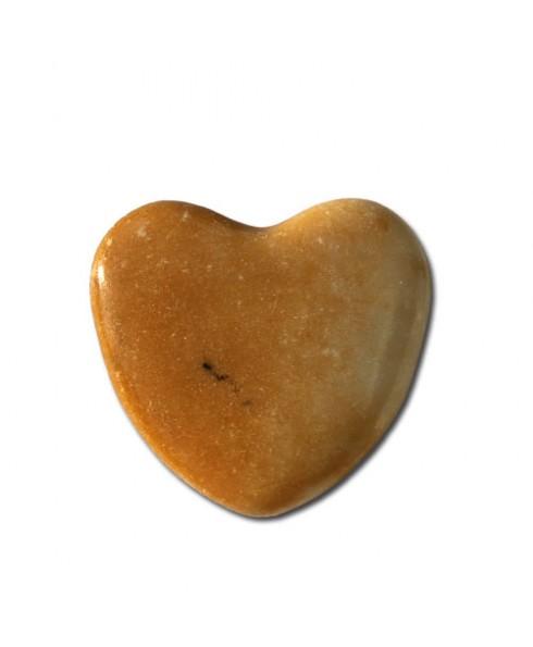 Stein der Liebe, geel.