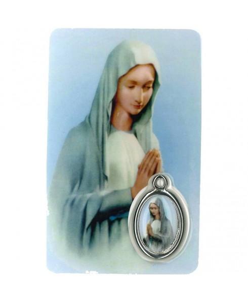 Gebedskaartje bidden