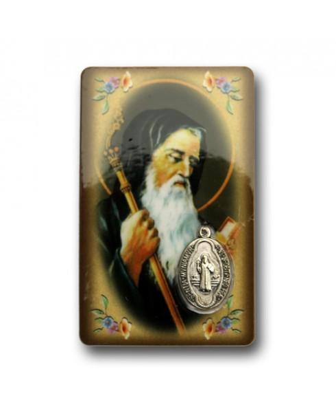 Gebedskaartje Benedictus