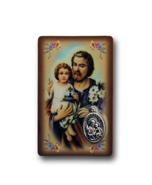 Gebedskaartje H. Jozef