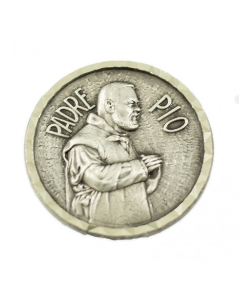 Plaquette Pater Pio