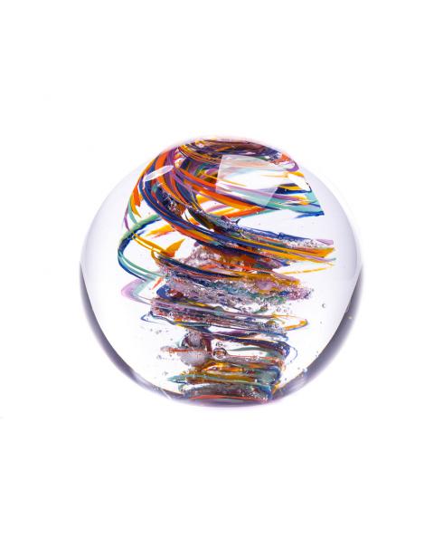 Regenboog glas reliek