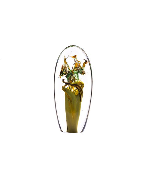 Levensboom glas reliek