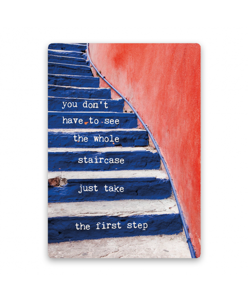 Kaart the first step