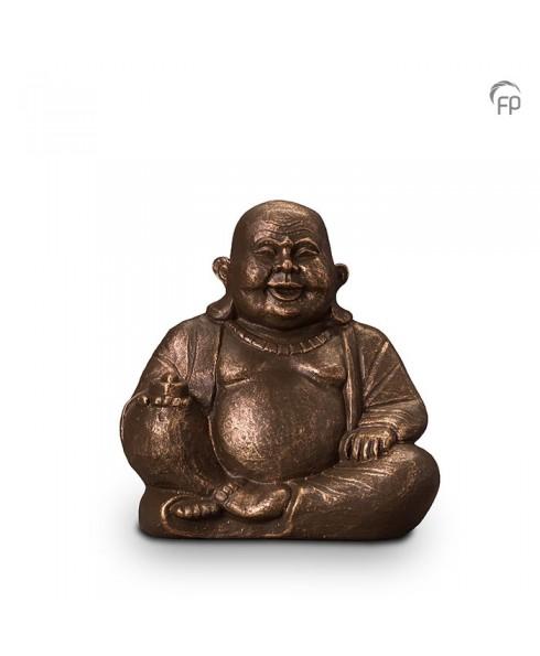 Boeddha brons urn