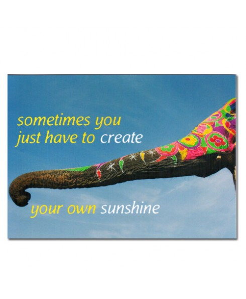Your own sunshine