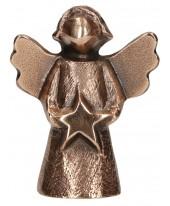 Engel ster brons