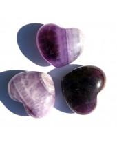 Amethyst hart, klein