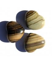 Jaspis Zilverblad klein