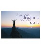 Kaart dream it