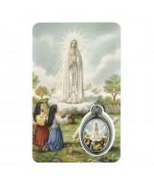 Gebedskaartje O.L.V. van Fatima
