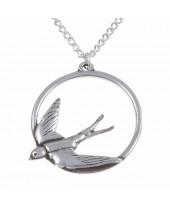 Hoop bird hanger
