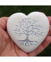 Wit hart levensboom