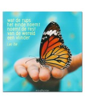Rups... vlinder