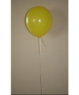 Heliumballon geel