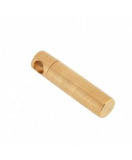 Cilinder 14 karaats goud.