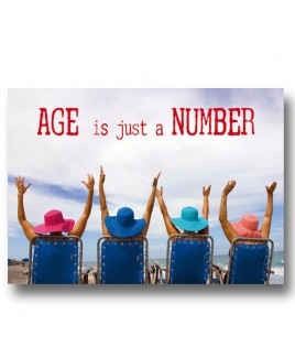 Age is a number
