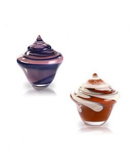 Anubis glazen urn