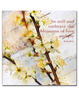 Blossoms of joy