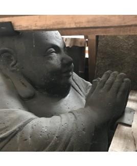 Buddha beeld groot