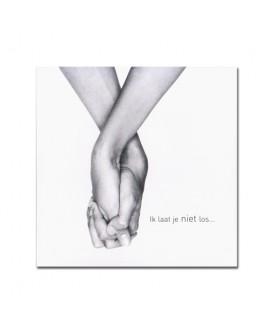 Laat niet los