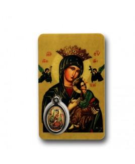 Gebedskaartje Bijstand