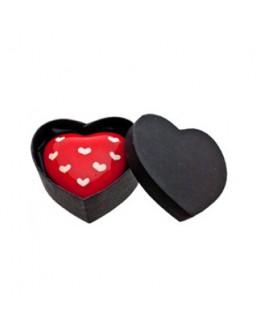 Klingel hart doosje rood