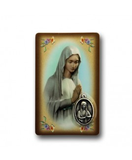 Gebedskaartje Maria