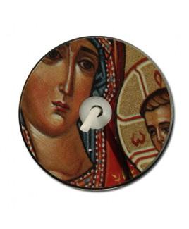 Maria kleur waxinelichtje
