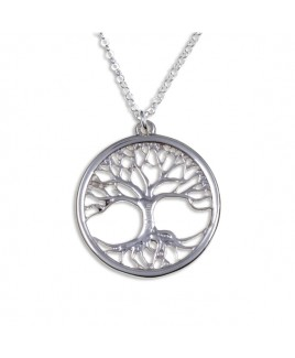 Tree of life hanger tin