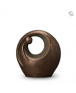 Eennzaam, maar niet alleen brons urn