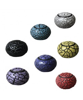 Miniurnen met terugtrek glazuur