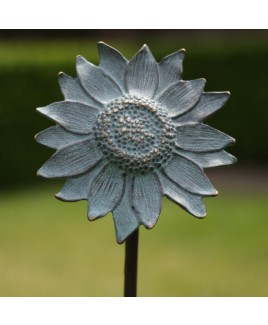 Zonnebloem brons